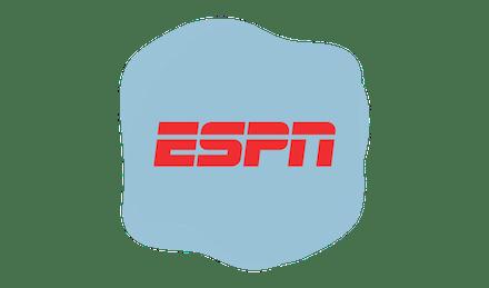ESPNロゴ。