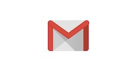 Gmailロゴ。