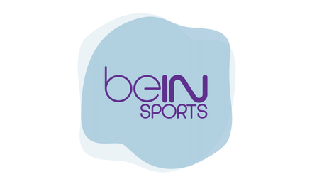 BeIN Sports logo.