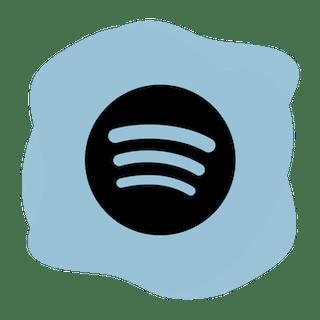 VPN for Spotify: Spotify logo.