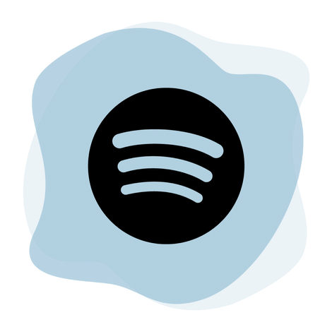 VPN for Spotify: Spotify logo.