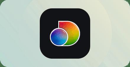 Логотип Discovery+