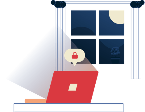 VPN 앱 UI(PC): Windows용 ExpressVPN