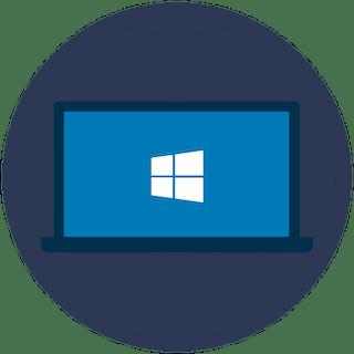 VPN app UI (PC): ExpressVPN for Windows.