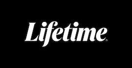 Lifetime logo.