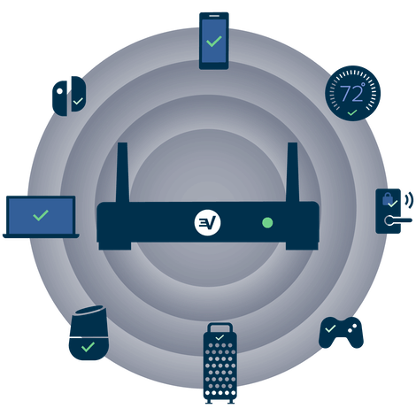 ExpressVPN for rutere