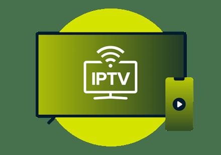 IPTV บนหน้าจอคอมพิวเตอร์