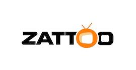 Zattoo logo.