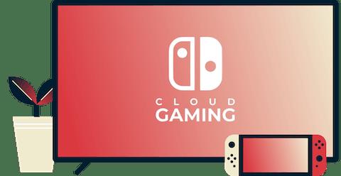 VPN for Nintendo Switch cloud gaming.