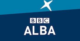 BBC Alba logga.
