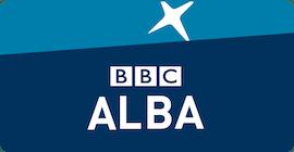 Лого BBC Alba.