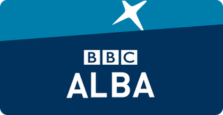 BBC Alba logo.