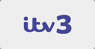 ITV3 logo.