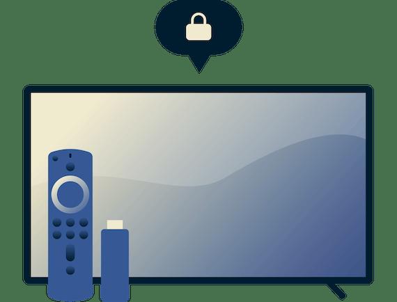 Amazon Fire TV ve Fire TV Stick için en iyi VPN'i indirin.