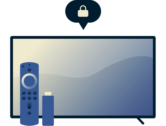 Download the best VPN for Amazon Fire TV and Fire TV Stick.
