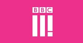Лого BBC Three