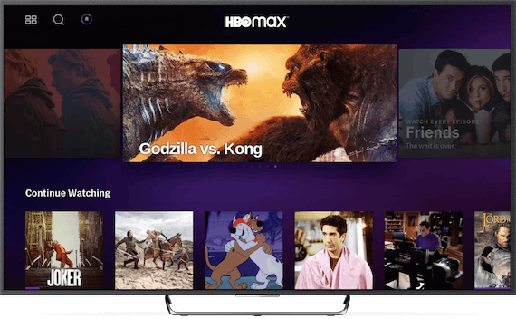 Stream blockbuster movies on the same day they premiere in theatres on HBO Max