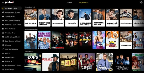 watch plutotv with a vpn
