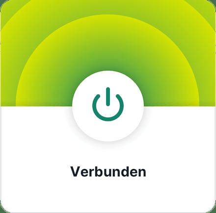 VPN installieren Schritt 3. Mit der App verbinden.