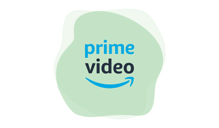 Amazon Prime Video logo.