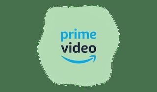Amazon Prime Video logo.