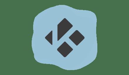 Kodi-logotyp.