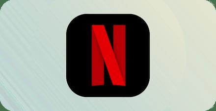 Logotipo de Netflix.