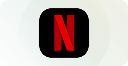 Логотип Netflix.