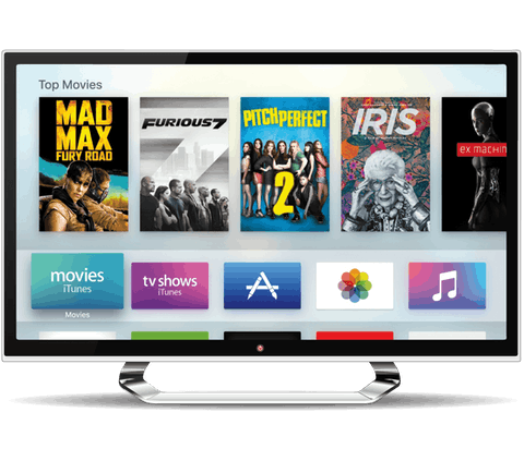Apple TV setup with a VPN