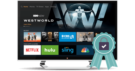 Get the entire Amazon Fire TV catalogue with ExpressVPN