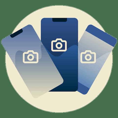 Instagram VPN group selfie.