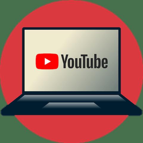 Avblokker YouTube med et VPN.