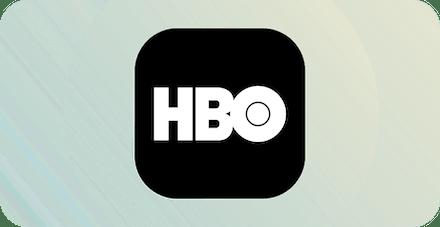 Логотип HBO.
