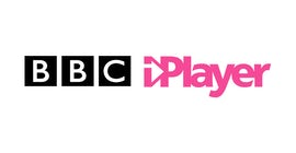 Logo BBC iPlayer.