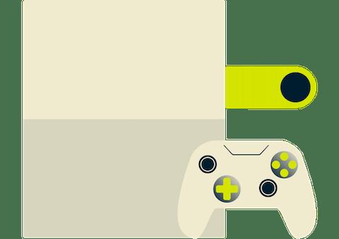 En Xbox-controller.