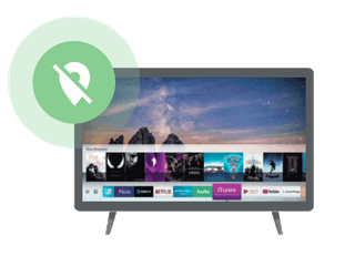 Mask your location on your Smart TV