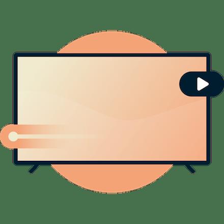 Ändern Sie den Standort Ihres Smart TVs