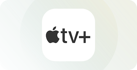 apple tv plus app logo