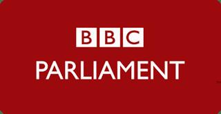BBC Parliament logo.