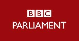 BBC Parliament logosu.