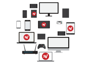 Five devices using ExpressVPN at a time.