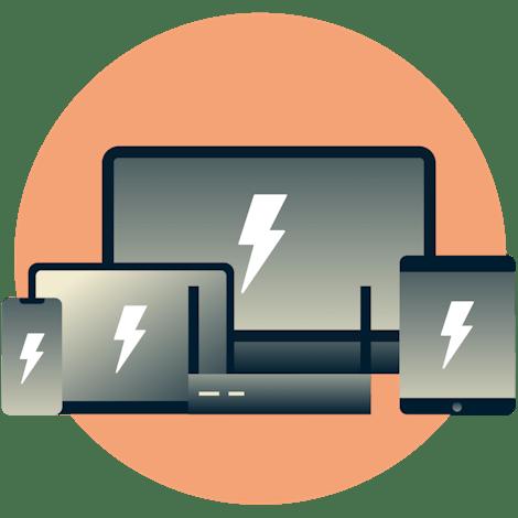 Få adgang til censurerede websteder med lynhurtige hastigheder ved hjælp af ExpressVPN.