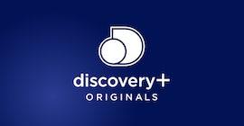 Discovery Plus Originals logo.