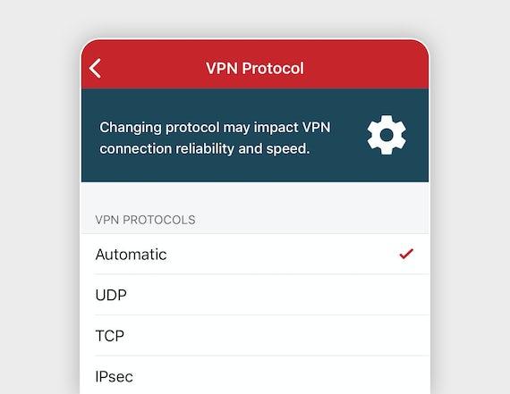 Hvordan justere VPN-protokollen din.