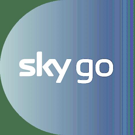 โลโก้ Sky Go