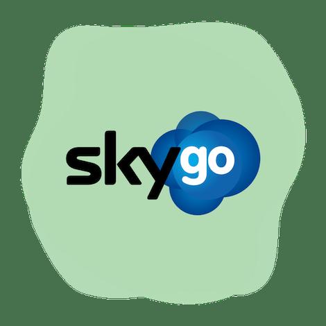 Sky Go -logo.