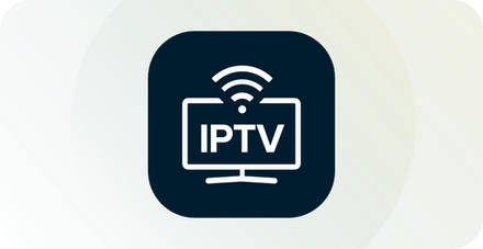 IPTV logosu.