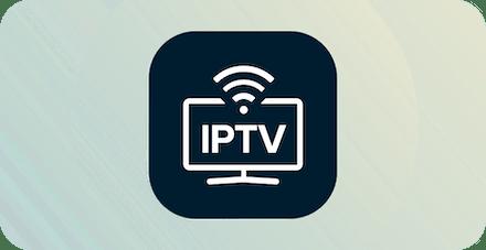 IPTV logo.
