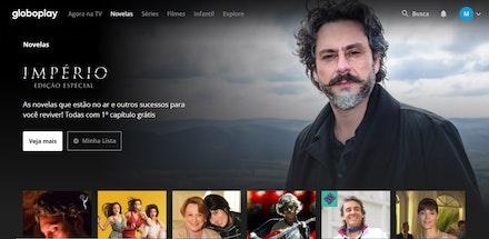 Globoplay Brezilya'nın en büyük internetten video izleme hizmetidir