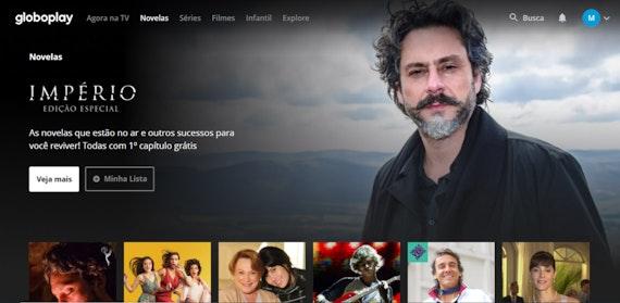 Globoplay er Brasils største strømmetjeneste